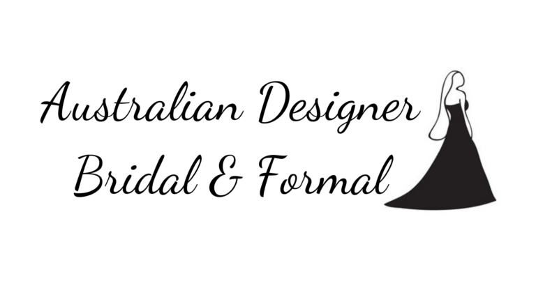 Australian Designer Bridal & Formal Logo